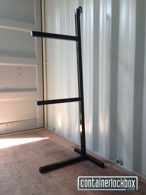 Container Shelving 1x Shipping Container Lock Box